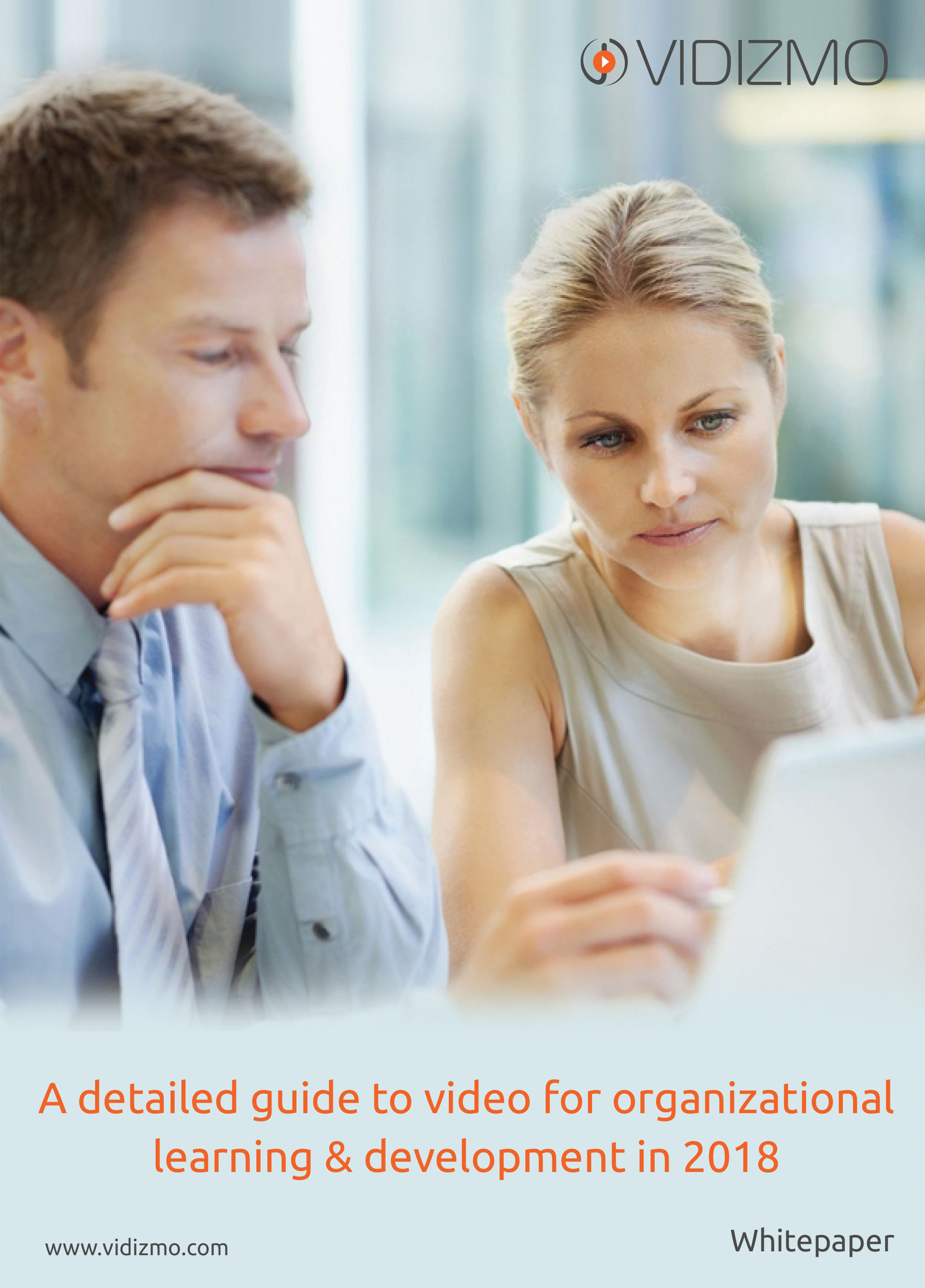 A detailed guide to video for organizational learning & development in 2018