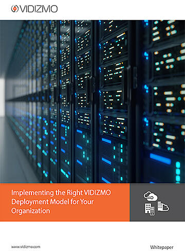 Implementing-the-Right-VIDIZMO-Deployment-Model-for-Your-Organization